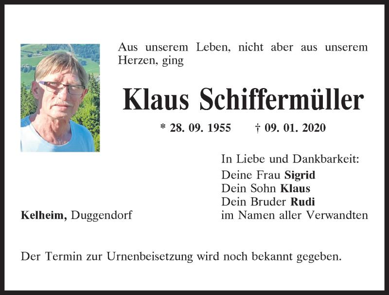 Mittelbayerische Zeitung Trauer