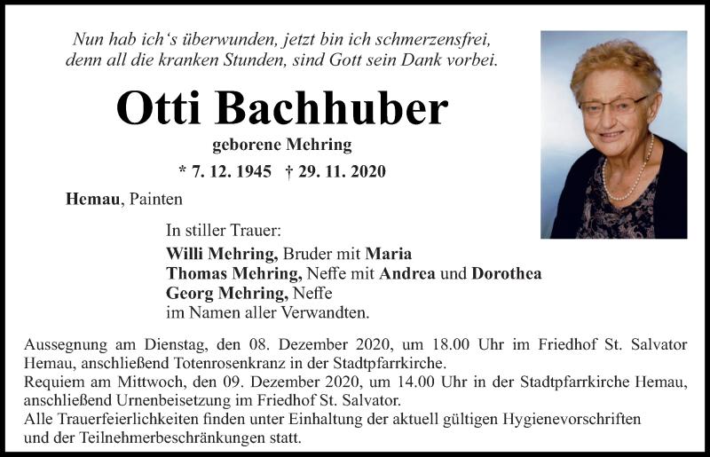 Otti Regensburg